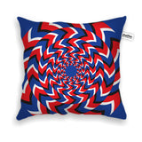 Eye Trick Throw Pillow Case-Shelfies-| All-Over-Print Everywhere - Designed to Make You Smile