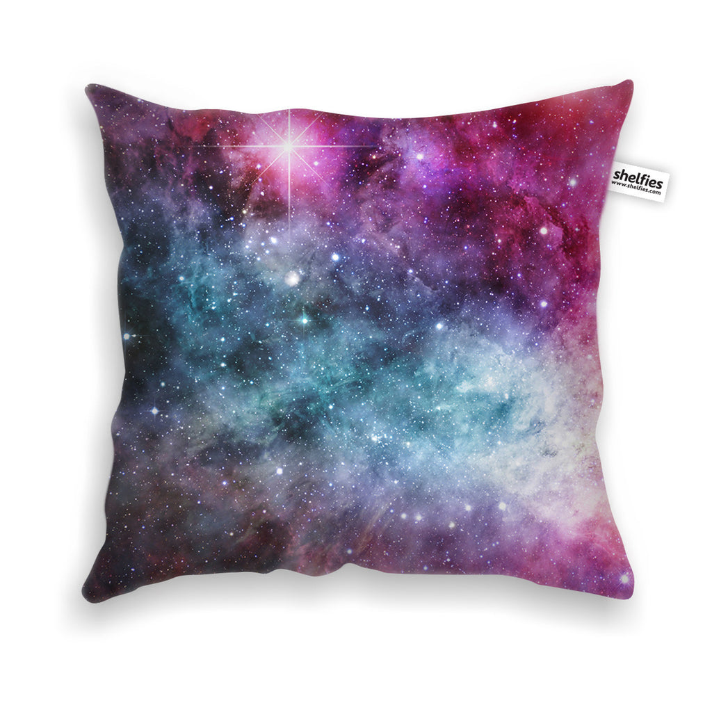 Galaxy Love Throw Pillow Case-Shelfies-| All-Over-Print Everywhere - Designed to Make You Smile