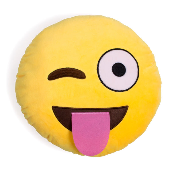 Sugar High Emoji Pillow-Shelfies-One Size-| All-Over-Print Everywhere - Designed to Make You Smile