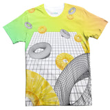 Pineapple Void T-Shirt-Shelfies-| All-Over-Print Everywhere - Designed to Make You Smile