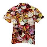 Polo Shirts - Fall Leaves Men's Polo Shirt