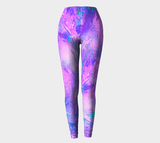 Neon Glass Leggings-Shelfies-| All-Over-Print Everywhere - Designed to Make You Smile