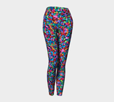 Candy Rocks Invasion Leggings-Shelfies-| All-Over-Print Everywhere - Designed to Make You Smile