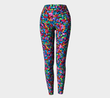 Candy Rocks Invasion Leggings-Shelfies-X-Small-| All-Over-Print Everywhere - Designed to Make You Smile