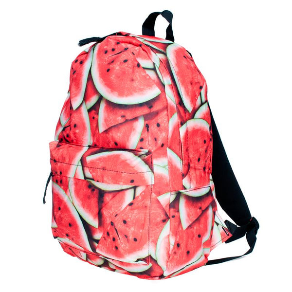 Watermelon Invasion Classic Backpack-Shelfies-| All-Over-Print Everywhere - Designed to Make You Smile