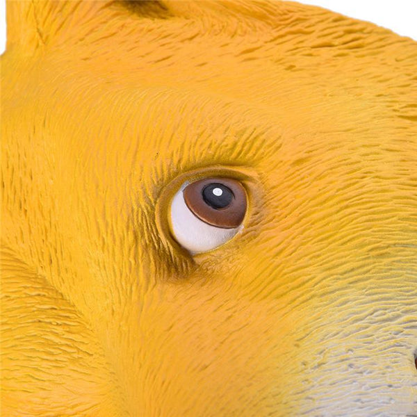 Doge Head Animal Mask-Shelfies-| All-Over-Print Everywhere - Designed to Make You Smile