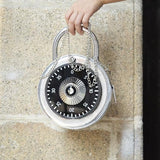 On Lock Fashion Bag-Shelfies-Silver-| All-Over-Print Everywhere - Designed to Make You Smile