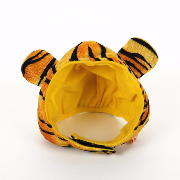 Baby Tiger Winter Dog Hat-Shelfies-| All-Over-Print Everywhere - Designed to Make You Smile