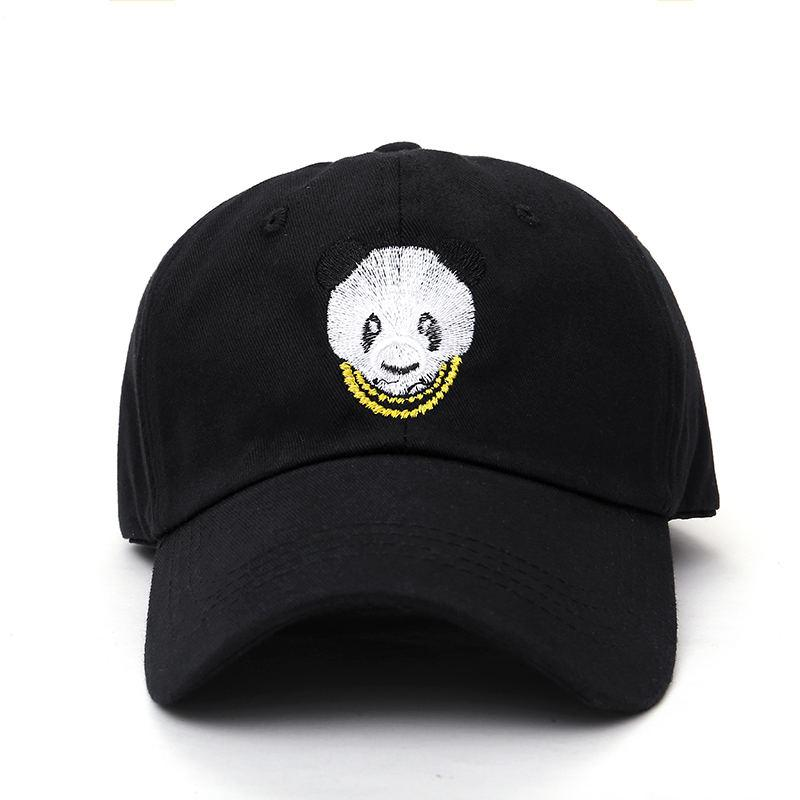 1061bc9173b Gangsta Panda Embroidered Dad Hat - Shelfies