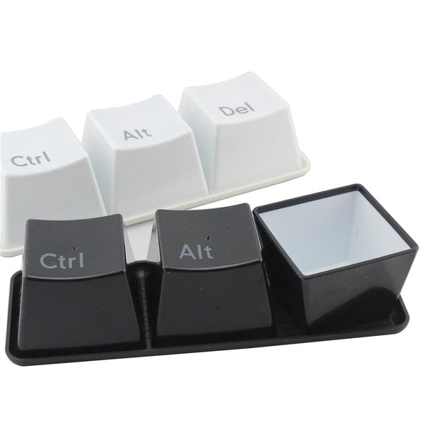 Ctrl-Alt-Del Cup Set-Shelfies-Black-201-300ml-| All-Over-Print Everywhere - Designed to Make You Smile