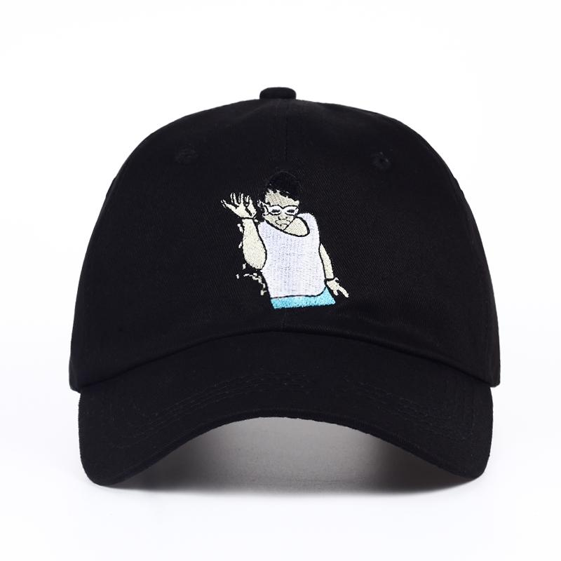Salt Bae Meme Embroidered Dad Hat-Shelfies-| All-Over-Print Everywhere - Designed to Make You Smile