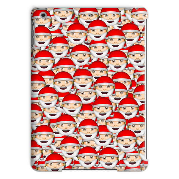 Emoji Santa Invasion iPad Case-kite.ly-iPad Air-| All-Over-Print Everywhere - Designed to Make You Smile