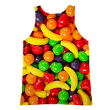 Runts Candy Tank Top-kite.ly-| All-Over-Print Everywhere - Designed to Make You Smile
