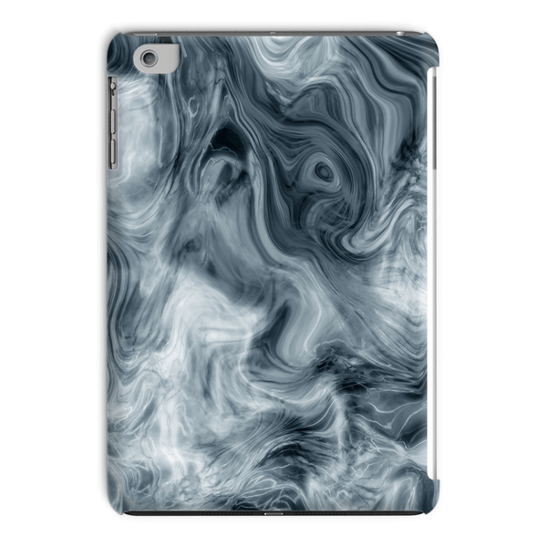 Black Marble iPad Case-kite.ly-iPad Mini 4-| All-Over-Print Everywhere - Designed to Make You Smile