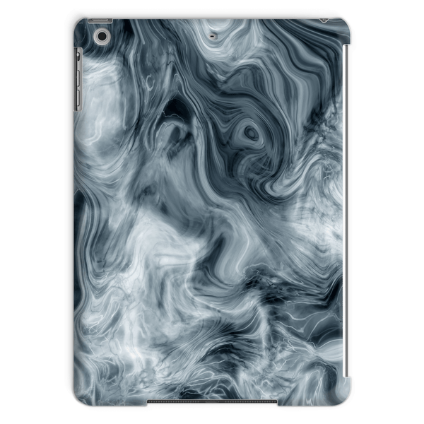 Black Marble iPad Case-kite.ly-iPad Air-| All-Over-Print Everywhere - Designed to Make You Smile