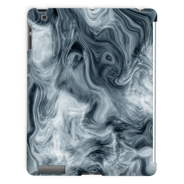 Black Marble iPad Case-kite.ly-iPad 2,3,4 Case-| All-Over-Print Everywhere - Designed to Make You Smile