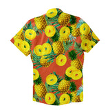 Short-Sleeve Button Shirts - Pineapple Living Short-Sleeve Button Down Shirt