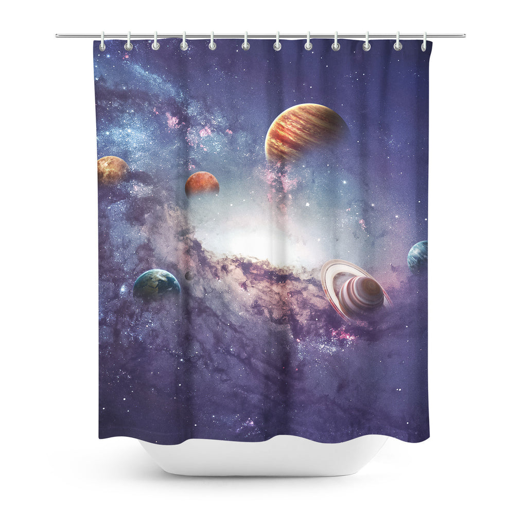 Shower Curtains - The Cosmos Shower Curtain