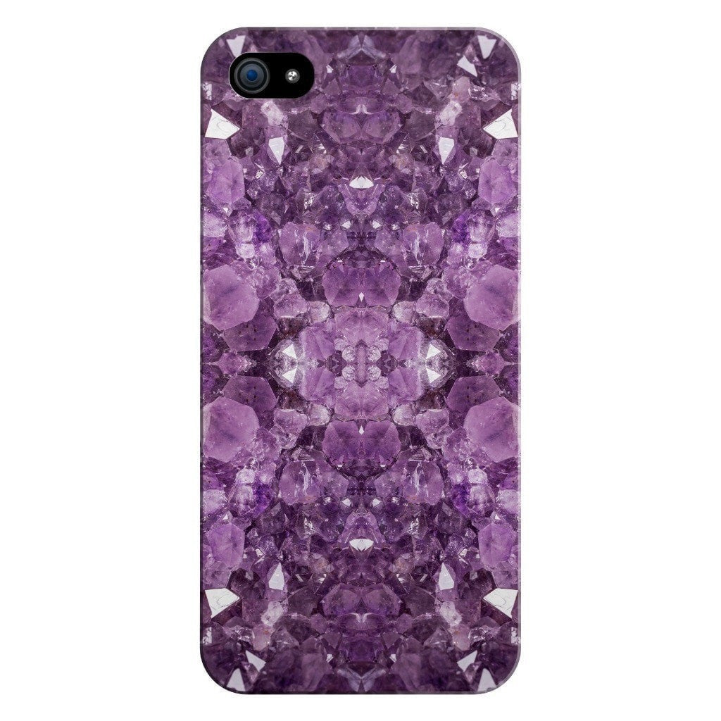 Amethyst Smartphone Case-Gooten-iPhone 5/5s/SE-| All-Over-Print Everywhere - Designed to Make You Smile