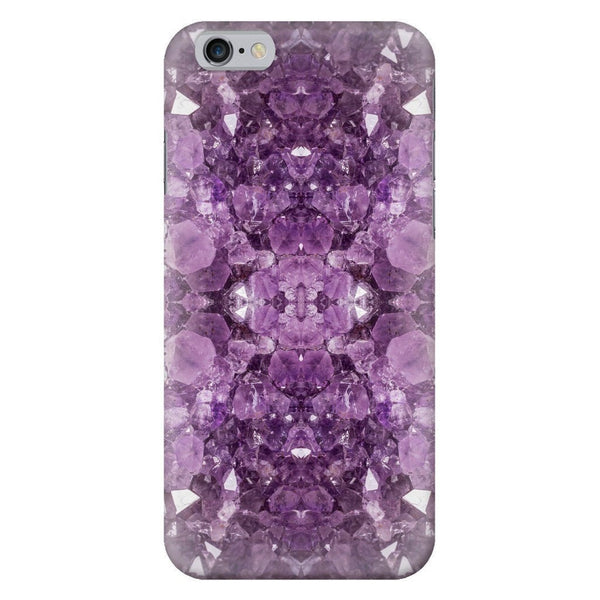 Amethyst Smartphone Case-Gooten-iPhone 6/6s-| All-Over-Print Everywhere - Designed to Make You Smile