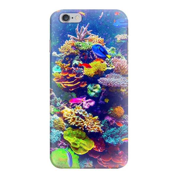 Aquarium Smartphone Case-Gooten-iPhone 6 Plus/6s Plus-| All-Over-Print Everywhere - Designed to Make You Smile