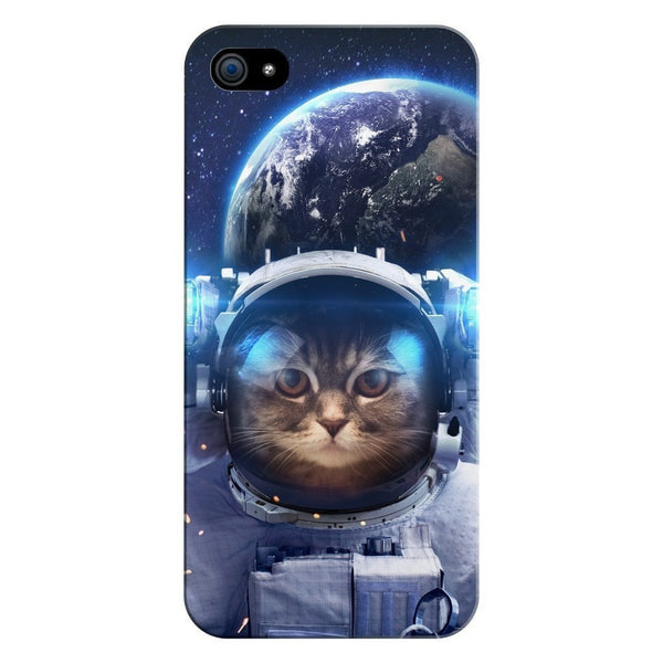 Astronaut Cat Smartphone Case-Gooten-iPhone 5/5s/SE-| All-Over-Print Everywhere - Designed to Make You Smile