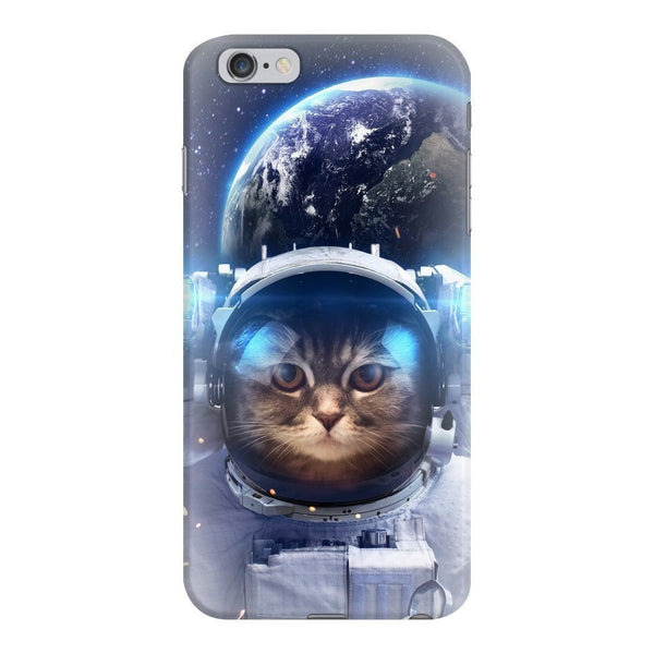 Astronaut Cat Smartphone Case-Gooten-iPhone 6 Plus/6s Plus-| All-Over-Print Everywhere - Designed to Make You Smile