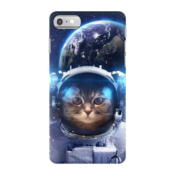 Astronaut Cat Smartphone Case-Gooten-iPhone 7-| All-Over-Print Everywhere - Designed to Make You Smile
