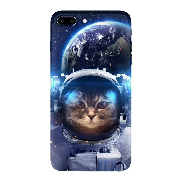 Astronaut Cat Smartphone Case-Gooten-iPhone 7 Plus-| All-Over-Print Everywhere - Designed to Make You Smile