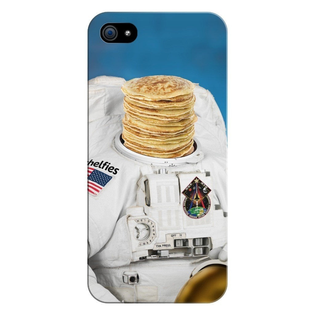 Astronaut Pancakes Smartphone Case-Gooten-iPhone 5/5s/SE-| All-Over-Print Everywhere - Designed to Make You Smile