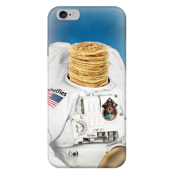 Astronaut Pancakes Smartphone Case-Gooten-iPhone 6/6s-| All-Over-Print Everywhere - Designed to Make You Smile