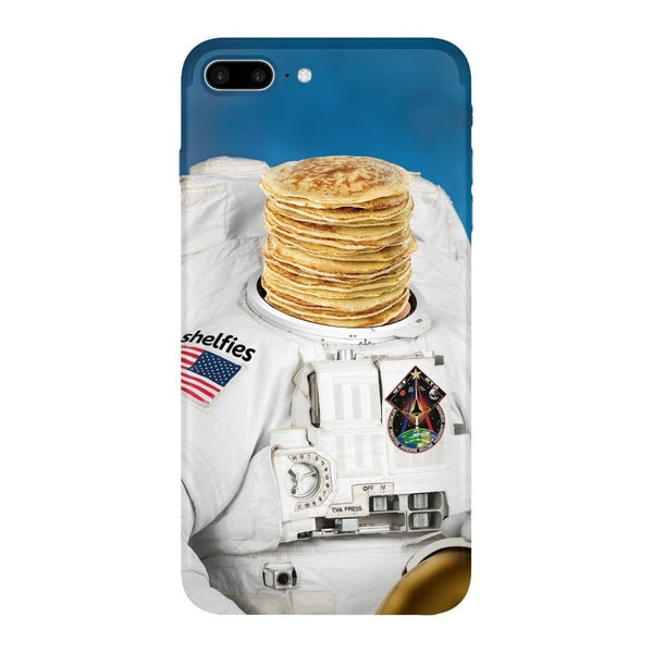 Astronaut Pancakes Smartphone Case-Gooten-iPhone 7 Plus-| All-Over-Print Everywhere - Designed to Make You Smile