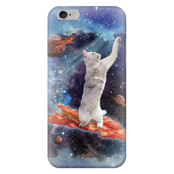 Bacon Cat Smartphone Case-Gooten-iPhone 6/6s-| All-Over-Print Everywhere - Designed to Make You Smile