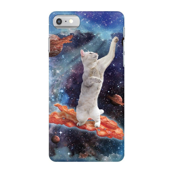 Bacon Cat Smartphone Case-Gooten-iPhone 7-| All-Over-Print Everywhere - Designed to Make You Smile