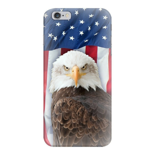 Bald Eagle Smartphone Case-Gooten-iPhone 6 Plus/6s Plus-| All-Over-Print Everywhere - Designed to Make You Smile