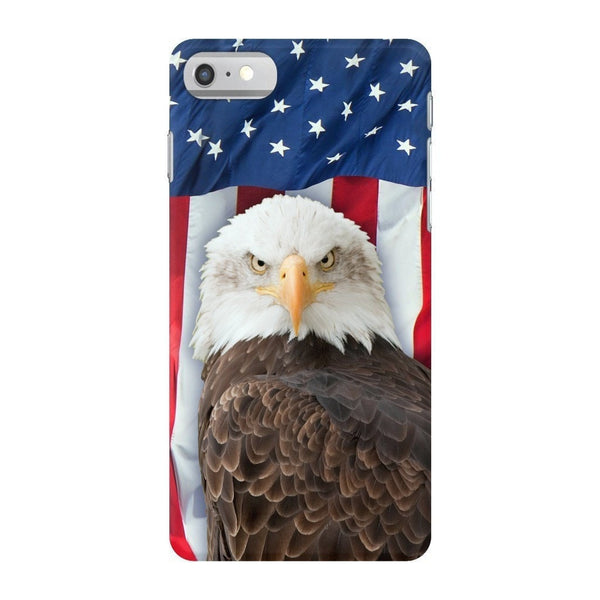 Bald Eagle Smartphone Case-Gooten-iPhone 7-| All-Over-Print Everywhere - Designed to Make You Smile