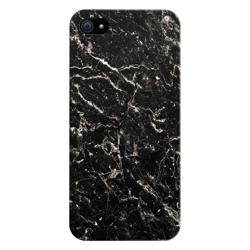 Black Granite Smartphone Case-Gooten-iPhone 5/5s/SE-| All-Over-Print Everywhere - Designed to Make You Smile