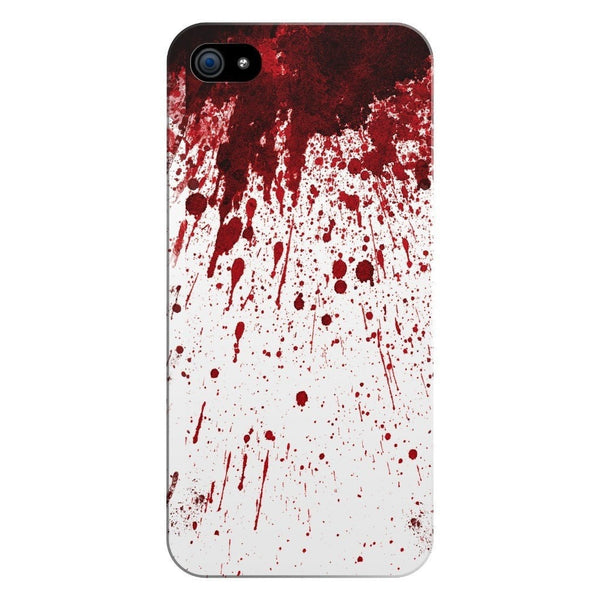 Blood Splatter Smartphone Case-Gooten-iPhone 5/5s/SE-| All-Over-Print Everywhere - Designed to Make You Smile