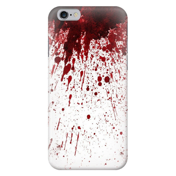 Blood Splatter Smartphone Case-Gooten-iPhone 6/6s-| All-Over-Print Everywhere - Designed to Make You Smile