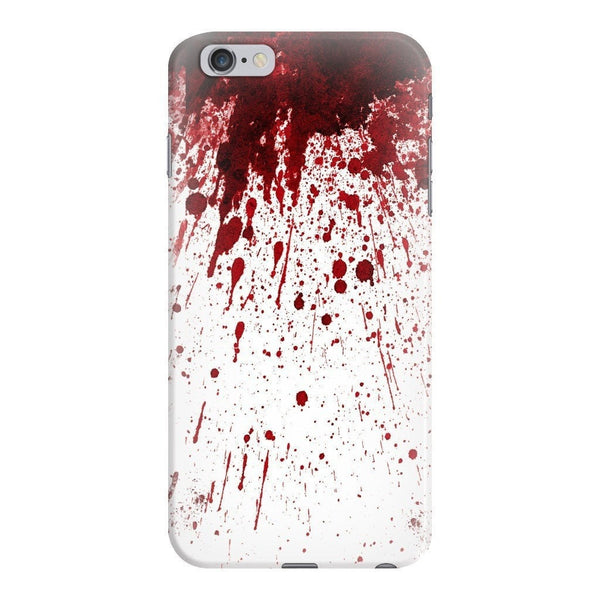 Blood Splatter Smartphone Case-Gooten-iPhone 6 Plus/6s Plus-| All-Over-Print Everywhere - Designed to Make You Smile