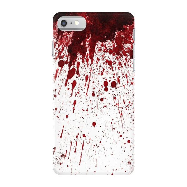Blood Splatter Smartphone Case-Gooten-iPhone 7-| All-Over-Print Everywhere - Designed to Make You Smile