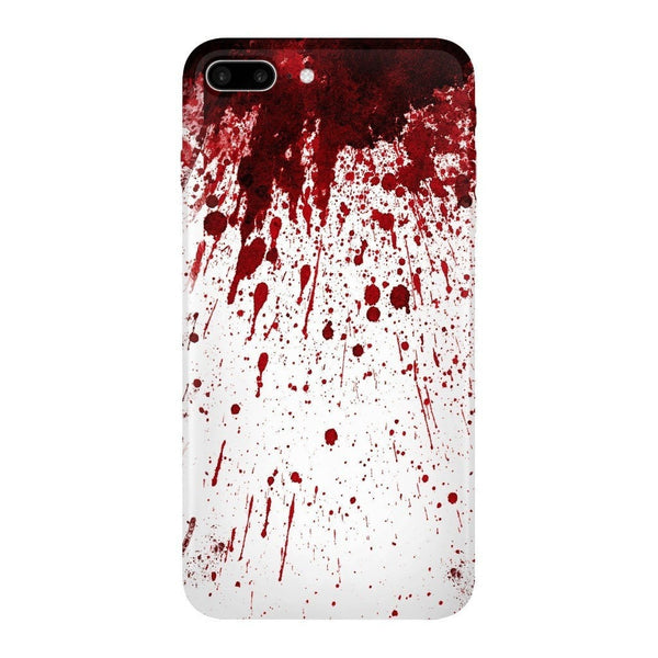 Blood Splatter Smartphone Case-Gooten-iPhone 7 Plus-| All-Over-Print Everywhere - Designed to Make You Smile