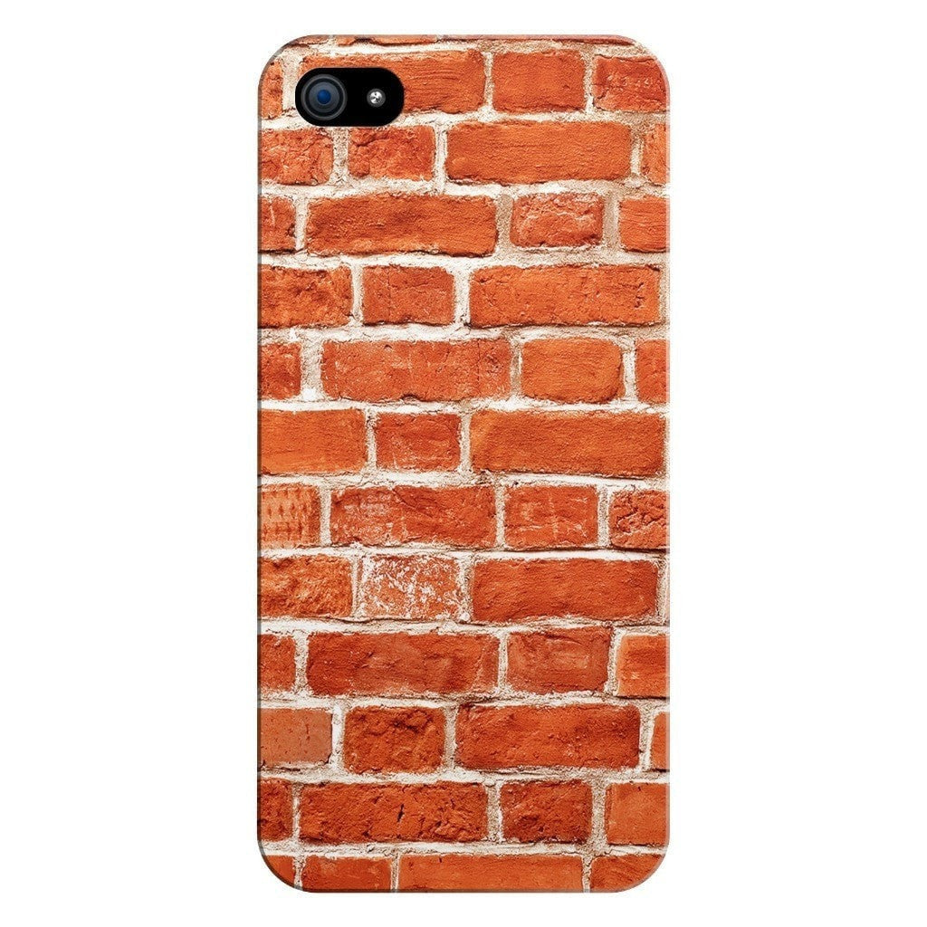 Brick Wall Smartphone Case-Gooten-iPhone 5/5s/SE-| All-Over-Print Everywhere - Designed to Make You Smile