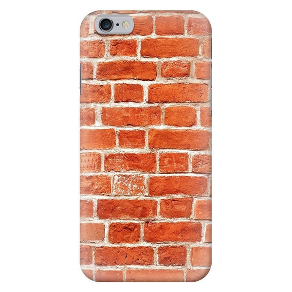 Brick Wall Smartphone Case-Gooten-iPhone 6/6s-| All-Over-Print Everywhere - Designed to Make You Smile
