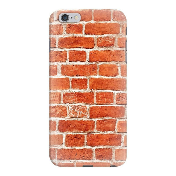Brick Wall Smartphone Case-Gooten-iPhone 6 Plus/6s Plus-| All-Over-Print Everywhere - Designed to Make You Smile
