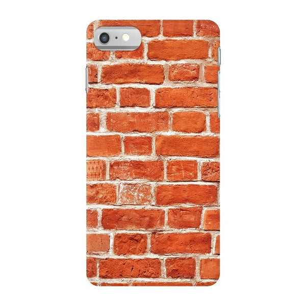 Brick Wall Smartphone Case-Gooten-iPhone 7-| All-Over-Print Everywhere - Designed to Make You Smile