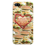 Burgers Before Bros Smartphone Case-Gooten-iPhone 5/5s/SE-| All-Over-Print Everywhere - Designed to Make You Smile