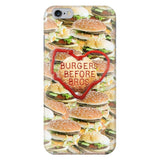 Burgers Before Bros Smartphone Case-Gooten-iPhone 6/6s-| All-Over-Print Everywhere - Designed to Make You Smile
