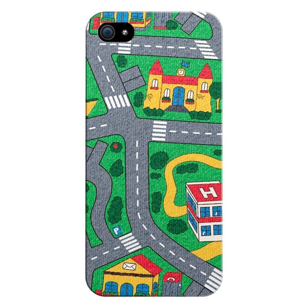 Carpet Track Smartphone Case-Gooten-iPhone 5/5s/SE-| All-Over-Print Everywhere - Designed to Make You Smile