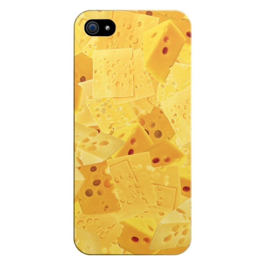 Cheezy Smartphone Case-Gooten-iPhone 5/5s/SE-| All-Over-Print Everywhere - Designed to Make You Smile